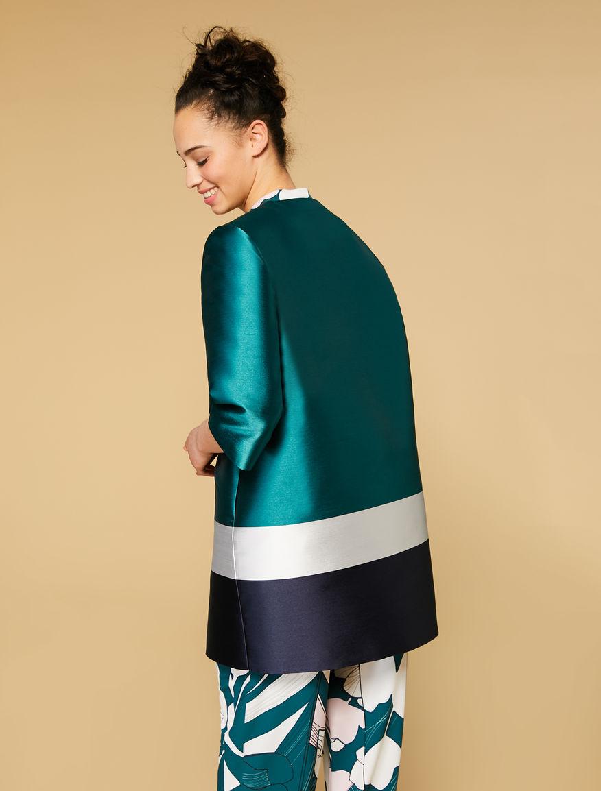 Mikado duster coat