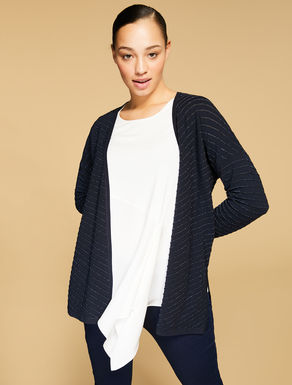 Cardigan long en viscose