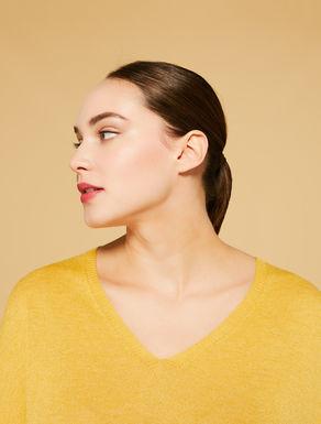 Pullover aus weich fließender Viskose