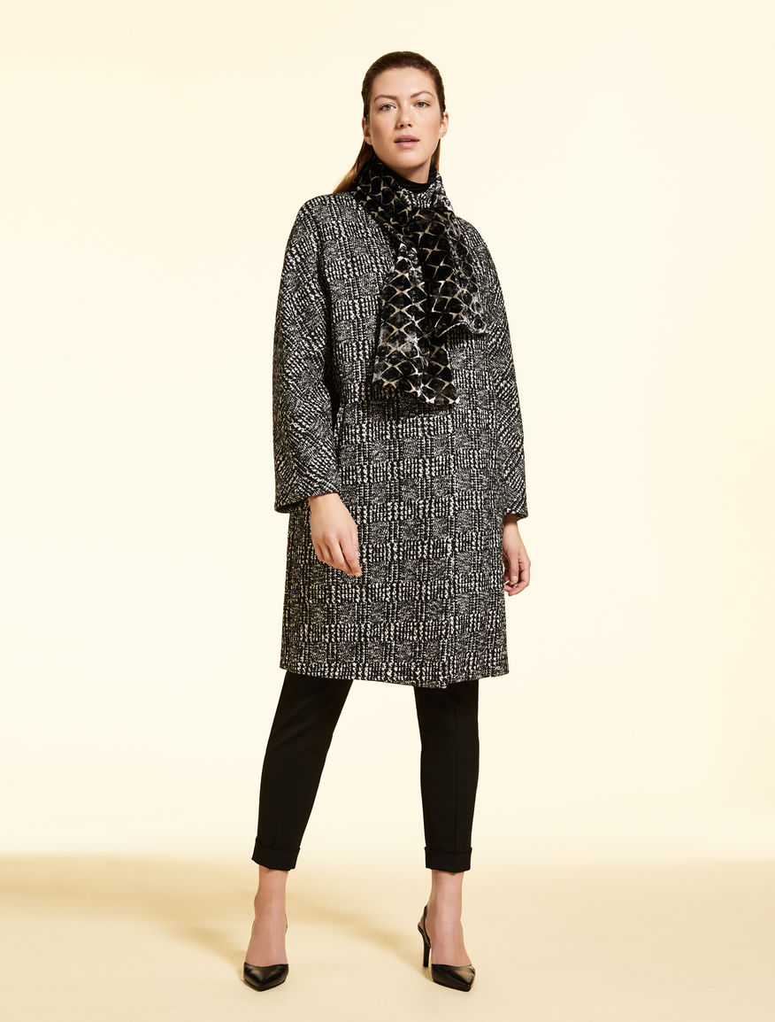 Jersey coat