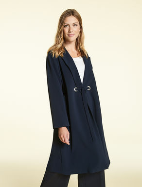 Triacetate duster coat