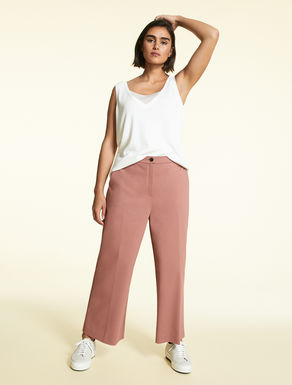 Hose aus Baumwolle und Nylon