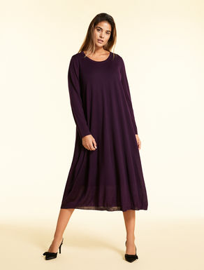 Pure wool dress