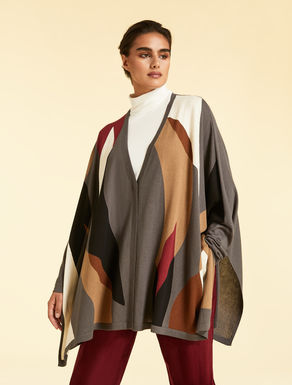 Silk and cashmere cardigan