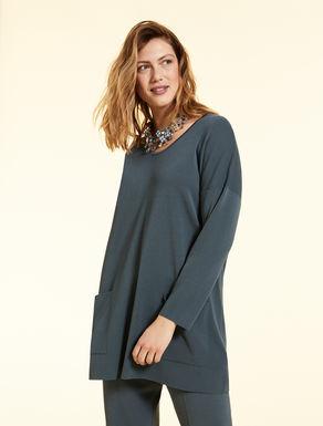 Pullover aus Viskosemix