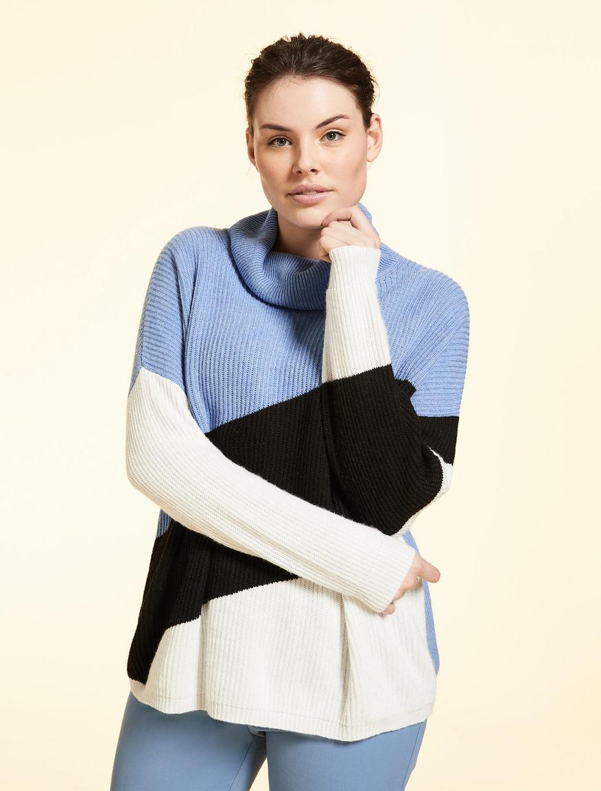 Kaschmirmix-Pullover