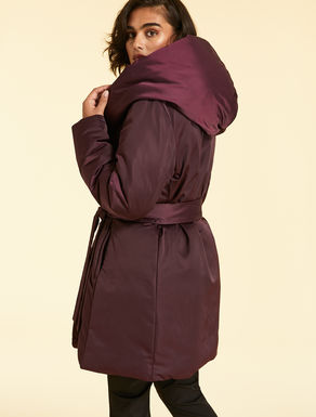 Water-repellent taffeta quilted jacket