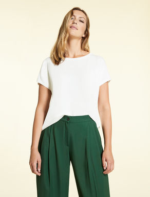35f28b17cf4 Plus Size Tops and T-Shirts - Marina Rinaldi