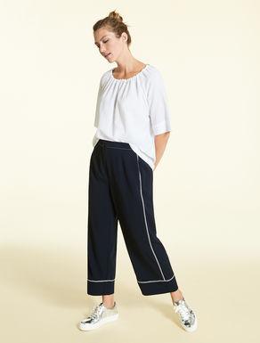 Pantalon en triacétate