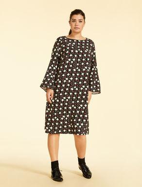 Fluid cady dress