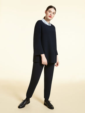 Pantalon en pure laine