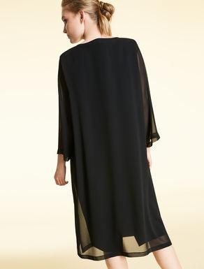 Georgette duster coat
