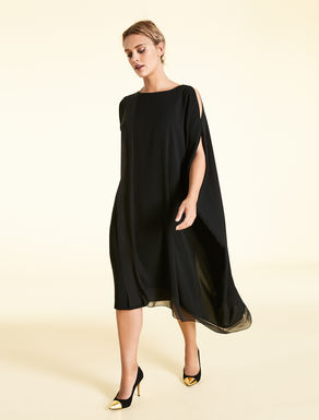 Lightweight triacetate dress