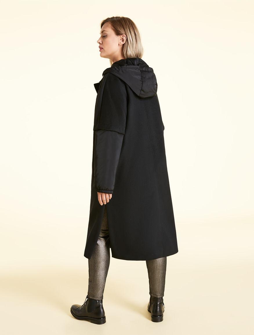 Broadcloth coat