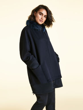 Broadcloth coat