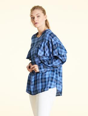 Fluid viscose blouse