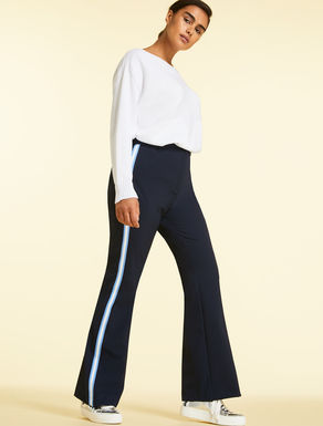 Pantalon en gabardine technique