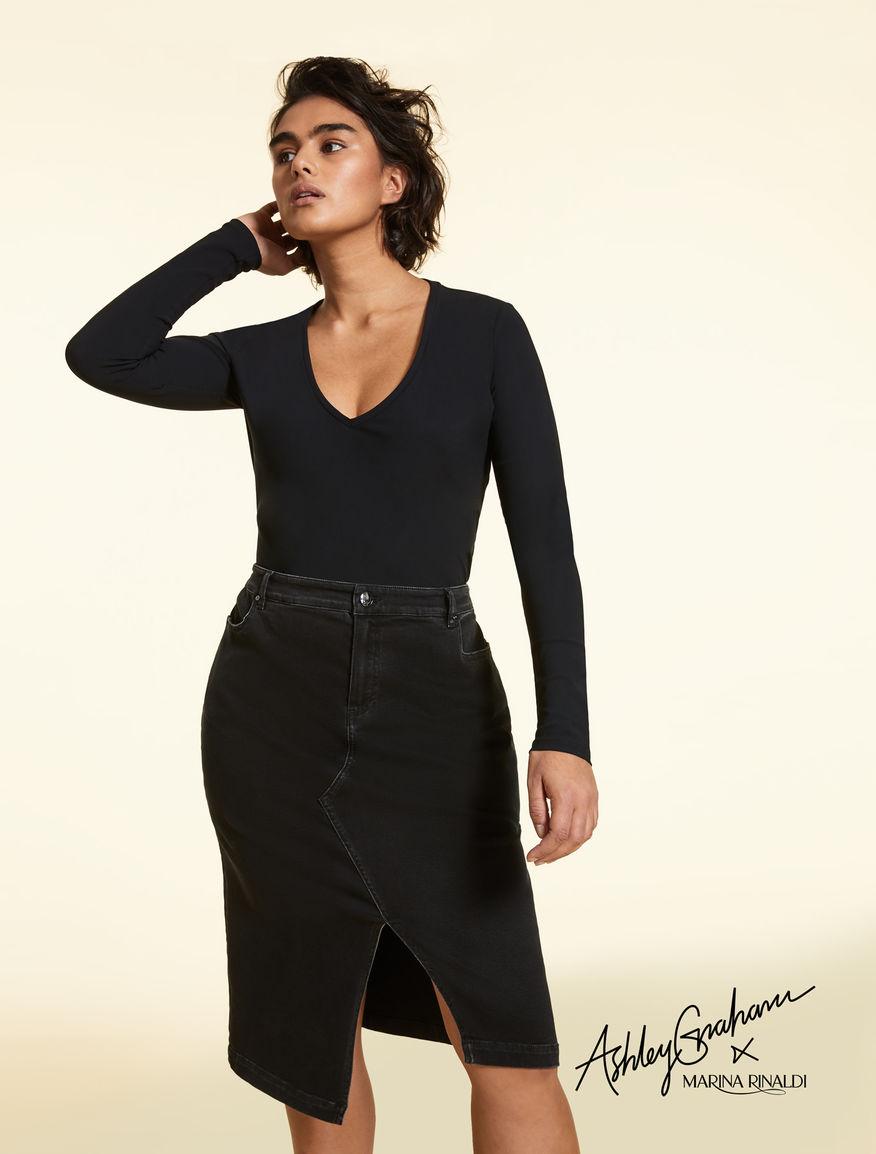Jersey bodysuit
