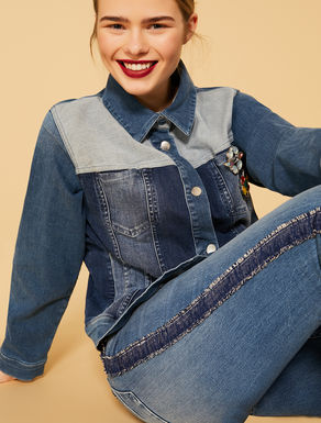 Chaqueta de denim