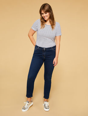 Perfect Fit Jeans aus Stretch-Denim