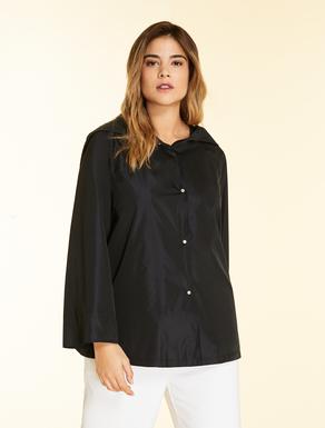 Taffeta raincoat