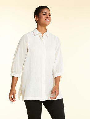 Light linen shirt