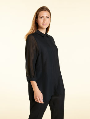 Light linen tunic