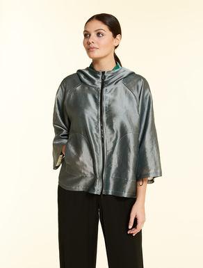 Mesh organza jacket