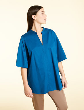 Light twill tunic