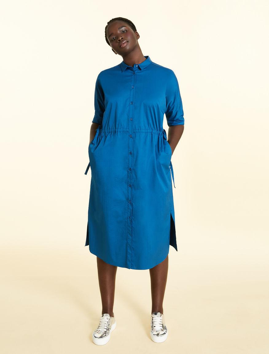 Light twill dress