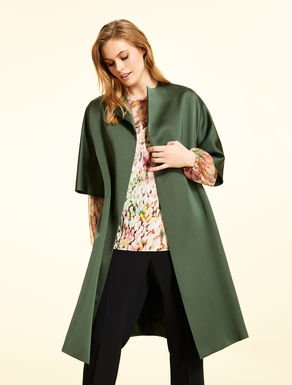 Duchess satin duster