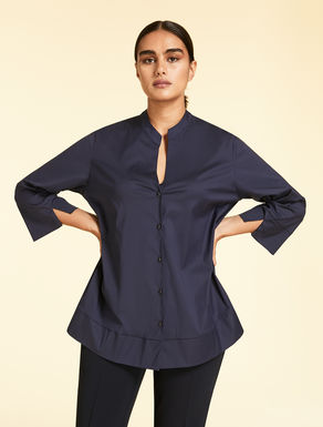 EASY Cotton poplin shirt