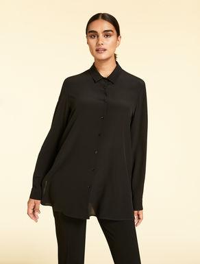 EASY Shirt in silk crêpe de chine