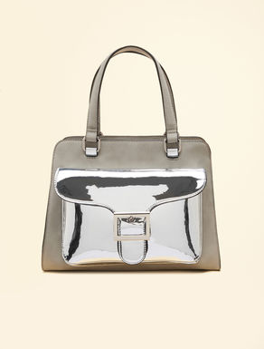 Coated effect shopper