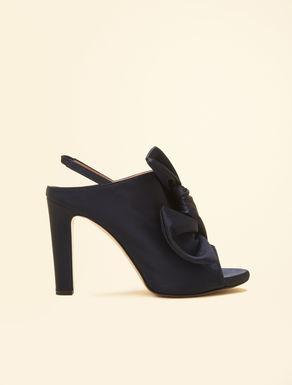 Sandalia de raso
