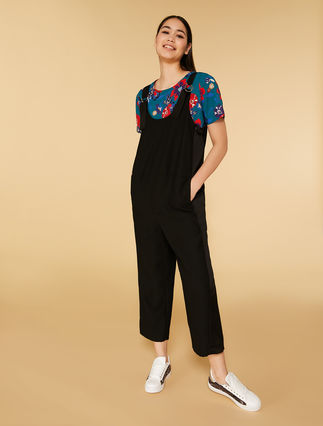 Envers satin jumpsuit