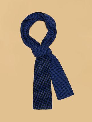 Cashmere blend scarf