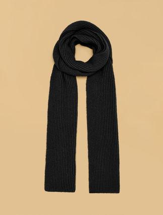 Mohair blend scarf
