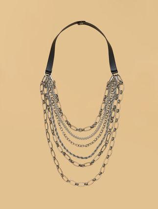 Mehrteilige Halskette