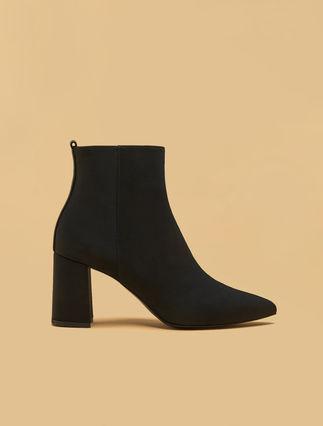 Scuba ankle boots