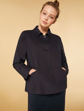 Milano-stitch jacket