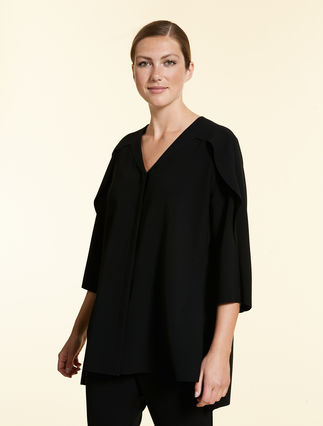 Triacetate tunic