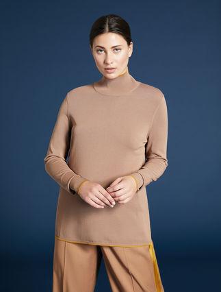 Comfort viscose sweater