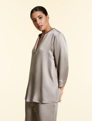 super popular afadc cb573 Camicie e Bluse in Taglie Comode - Marina Rinaldi