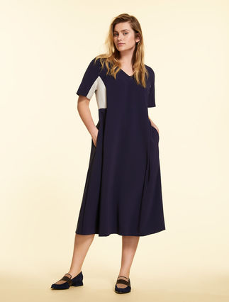 Triacetate dress