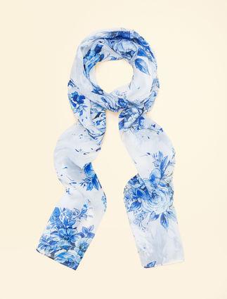 Georgette foulard