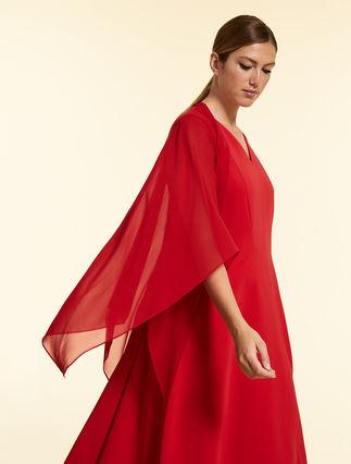 Shawl in silk