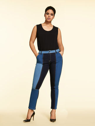 Jeans aus Stretchdenim