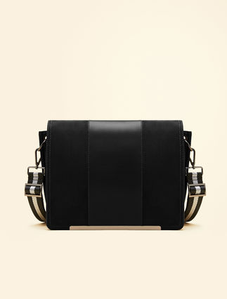 Coated-effect bag