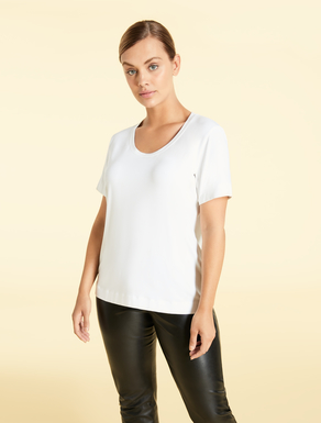 T-shirt EASY en jersey extensible